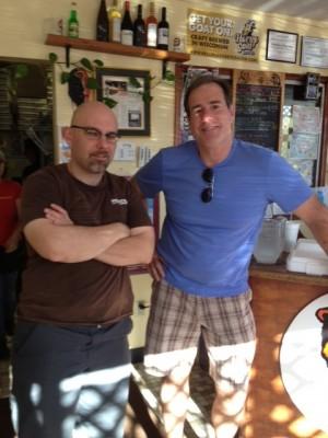 Rocco DiGrazia & Jim Strong