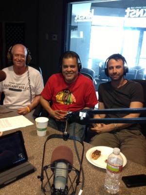 Dr. David Lapan, Chef Roy Santana & Adam Lehrman