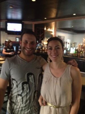 Aric Mussman & Bella Joffroy