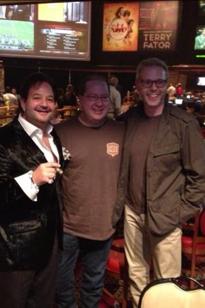 Michael Giannini, Matt Russell & Julian Griffiths