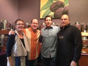 Tana Fryer, Matt Russell, Dr. Todd Case & Tom Alfonso