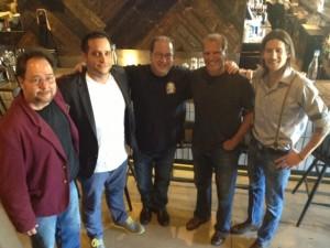 Michael Fenlason, Brandon Katz, Matt Russell, Jim Seder & James Diedrich