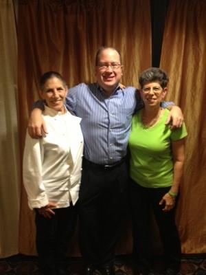 Arlene Siegel, Matt Russell & Susan Fulton