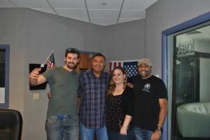 Kris Vrolijk, Manish Shah, Renee Kreager & Mukhi Singh