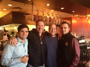 Jon Herrera, Jamie Slone, Matt Russell & Jason Blackburn