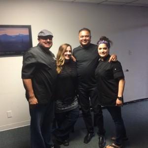 Danny Perez, Renee Kreager, Manish Shah & Maria Mazon