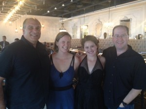 Tom Alfonso, Katie Jo Willis, Alexandra Selby & Matt Russell