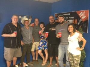 Jeff Ronstadt, David Slutes, Matt Russell, Miranda Morrison, Chef Danny Perez, Kyle Jefferson & Linette Antillon