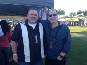 John Farlow & Matt Russell