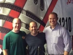 Matt Russell, Scot Litteer & Josh Proctor