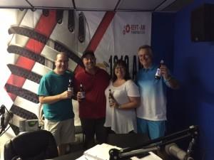 Matt Russell, Eric Jacobson, Mary Jacobson & Alan Zeman