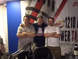 John Adkisson, Matt Russell & Dan Dickman
