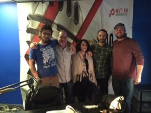 Jared McKinley, Matt Russell, Andi Berlin, Adam Lehrman & Chef Pen Jones