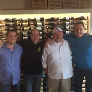 Tony Eden, Matt Russell, John Farlow & Tom Kaufman