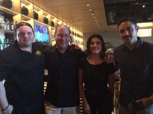 Aaron DeFeo, Matt Russell, Marlee Palmer & Matt Martinez