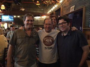 Dennis Arnold, Matt Russell & Dan Gibson