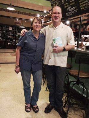 Edie Jarolim & Matt Russell
