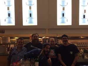 John Adkisson, Corey Greenhill, Connor Mansager, Matt Russell & Michael Babcock