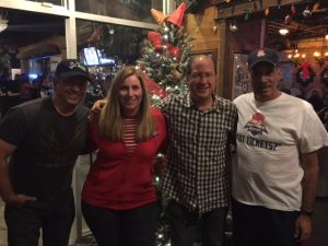 Ray Flores, Kym Adair, Matt Russell & Mike Feder