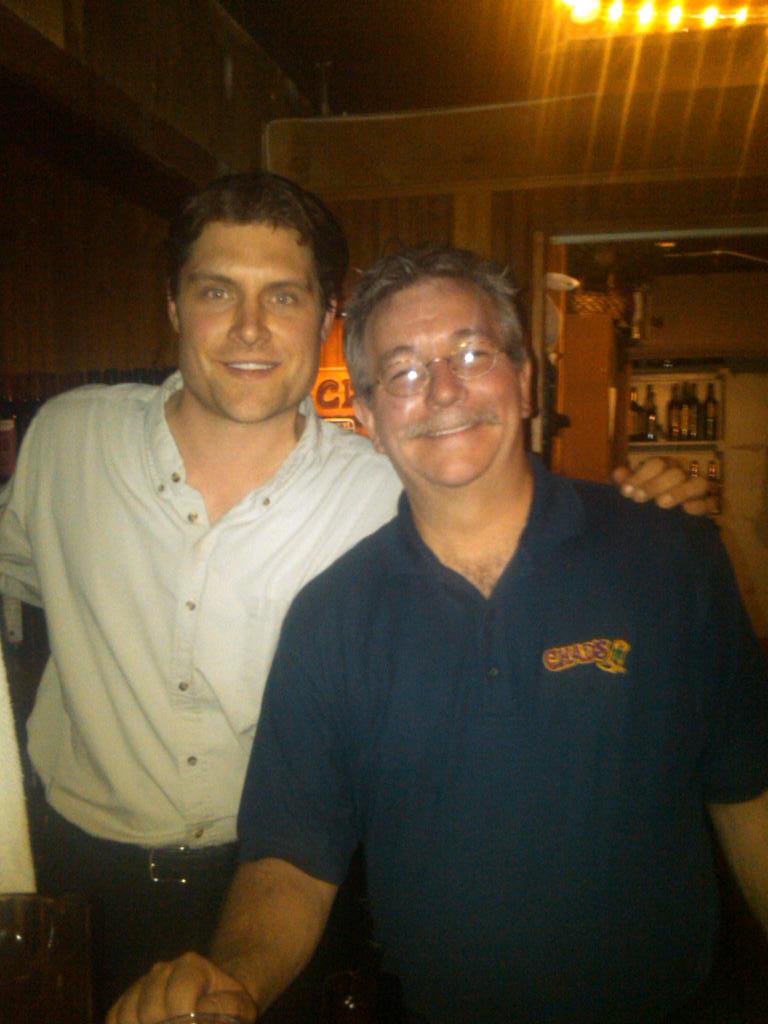 Shaun & Rodney from Chad's Steakhouse & Saloon